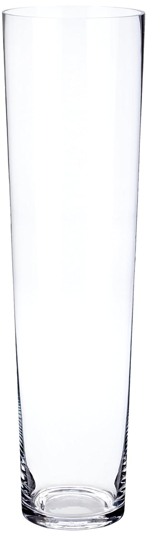 LEONARDO 029557 konische Vase 70 cm klar