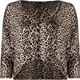FULL TILT Hi Lo Womens Crop Sweater