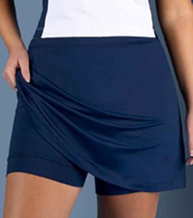 Luxury Women39s Foundation Essential Short With Pockets  Women39s Tennis Skir