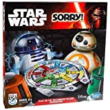 Sorry! Star Wars Edition Family Board Game 2014 Disney Hasbro