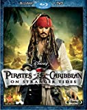 Pirates of the Caribbean: On Stranger Tides [Blu-ray + DVD] (Bilingual)