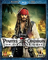 Pirates of the Caribbean: On Stranger Tides (Two-Disc Blu-ray / DVD Combo in Blu-ray Packaging)