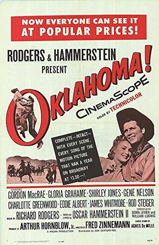 Original Oklahoma Movie Poster