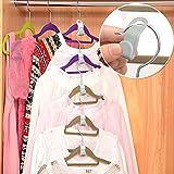 Kawachi Plastic Clothes Hanger Connector Hook K336