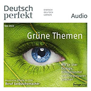 Deutsch perfekt Audio. 05/2015 Audiobook