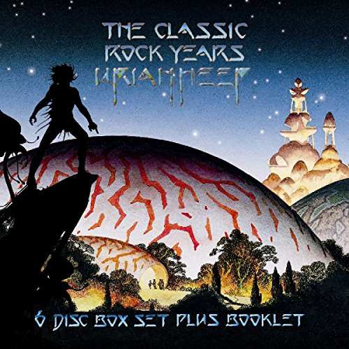 The Classic Rock Years (6 CD)