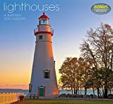 Lighthouses Wall Calendar (2015)