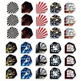 Cuesoul 10 Set Standard Dart Flights Wholesale