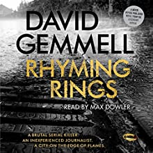 Rhyming Rings Audiobook by David Gemmell Narrated by Max Dowler