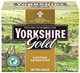 Yorkshire Gold Tea Tea Bags 250 g (Pack of 5)