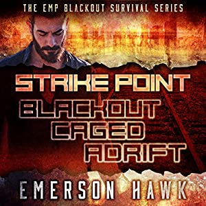 Strike Point - the Trilogy Audiobook