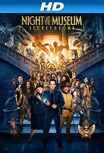 Night of the Museum 3: Secret of the Tomb