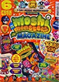 MOSHI MONSTERS MAGAZINE MOSHI MONSTERS MAGAZINE ~ ISSUE 30 ~ 6 FREE GIFTS ~ MOSHI MONSTER TATTOOS / RED STICKER PACK/ 7 DAY MEMBERSHIP & MORE