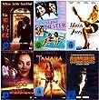 Die Erotik - Thriller Spielfilme Collection ( 6 Filme auf 6 DVDs )