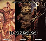 Triple Feature: Kansas/Masque/Monolith