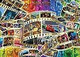 2000ピース ジグソーパズル ディズニー  ピクサー アニメーションヒストリー(73x102cm)