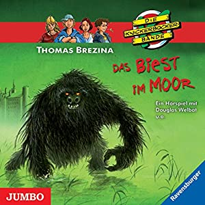 Das Biest im Moor (Die Knickerbocker-Bande 39) Hörspiel