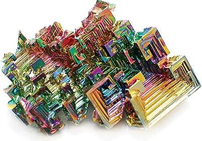 Bismuth Crystal Mineral Specimen (XL) by GeoFossils