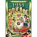1955 Flickback DVD Greeting Card: 60th Anniversary or 60th Birthday Gift