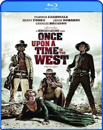Cover art for  Once Upon a Time in the West [Blu-ray]