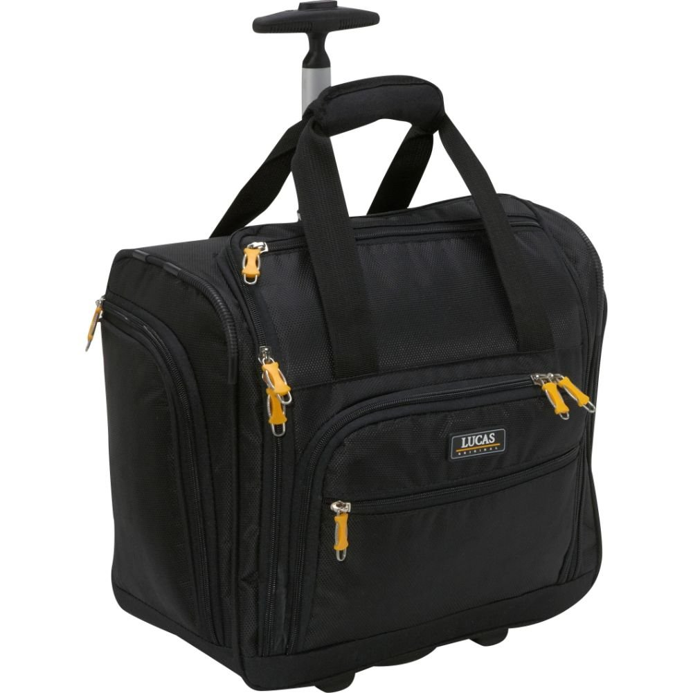 LUCAS Wheeled Under the Seat Cabin Bag EXCLUSIVE $39.99