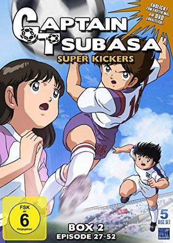 Captain Tsubasa: Superkickers 2006, DVD - Volume 2