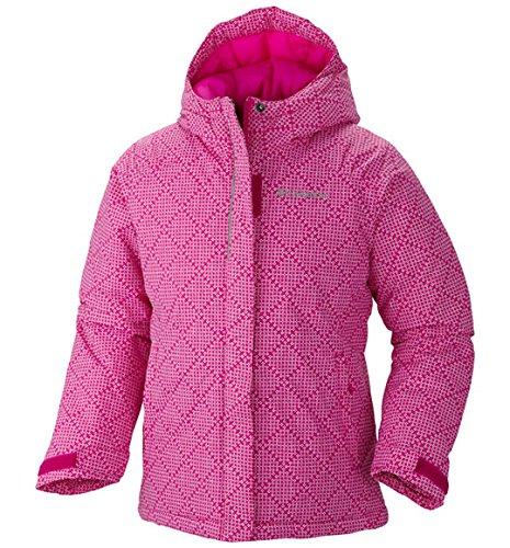 Columbia Big Girls'  Horizon Ride Jacket columbia куртка утепленная для девочек columbia horizon ride