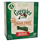 GREENIES Grain Free Dental Chews Regu...
