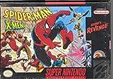 echange, troc Spider-Man X-Men Arcade's Revenge [L]