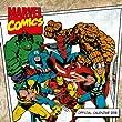 Marvel Comics Official Calendar 2013