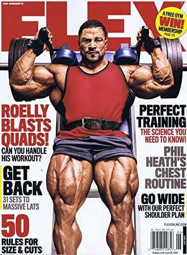 Flex [US] June 2015 (単号)