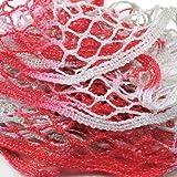 Sundance Holiday Frill Yarn Yarn - Candy Cane