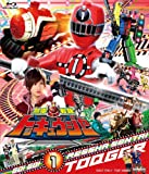 スーパー戦隊シリーズ 烈車戦隊トッキュウジャー VOL.1[Blu-ray/ブルーレイ]