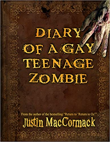 Diary of a Teenage Zombie Book Cover