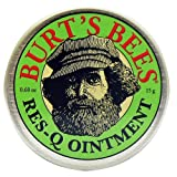 Burts Bees Res-Q Ointment, 0.6 Ounces (Pack of 3)