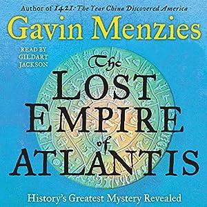 The Lost Empire of Atlantis Audiobook