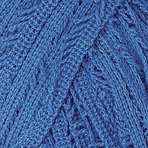 Mary Maxim Scrub it Yarn, Blue