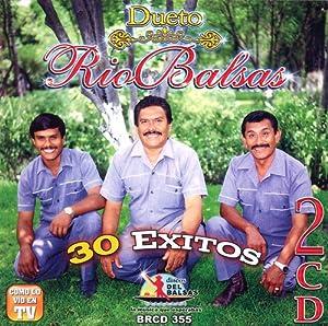 Dueto Rio Balsas - Dueto Rio Balsas (30 Exitos)2 Cds 355
