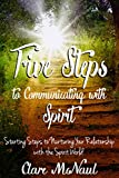 Five Steps to Communicating with Spirit: Starting Steps to Nurturing Your Relationship with the Spirit World