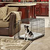 MidWest iCrate Folding Metal Dog Crate