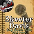 Skeeter Sings Buddy Holly And More - [The Dave Cash Collection]