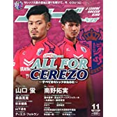 Jリーグサッカーキング 2014年 11月号 [雑誌]