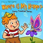 Children's Book: Where Is My Home ? (Adventure & Education children's books Series for ages 2-6) (Kid books beginner reading collection)