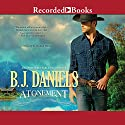 Atonement (       UNABRIDGED) by B.J. Daniels Narrated by Graham Winton