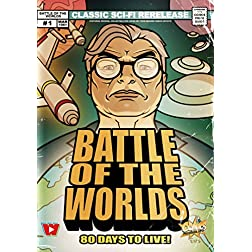 Battle Of The Worlds: Comic Book Collectors Edition