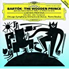 Bart�k: The Wooden Prince; Cantata Profana