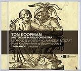 echange, troc  - Leopold & Wolfgang Amadeus Mozart: From Toy Symphony to 'Bauernhochzeit'