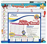 Mead Letters and Numbers Dry Erase Boards, 12-5/8 x 11-3/4-Inches (54216)