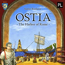 Ostia board game!