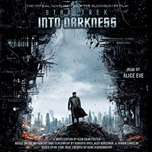 Star Trek: Into Darkness Audiobook